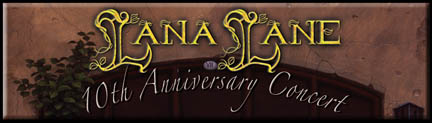 10th Anniversary Concert Banner
