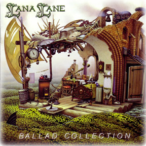 Lana Lane - Ballad Collection Volume One