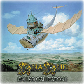 Lana Lane Ballad Collection Volume Two