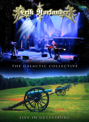 Erik Norlander - The Galactic Collective - Live in Gettyburg
