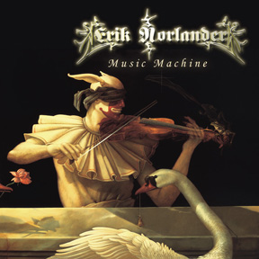 Erik Norlander - Music Machine album cover