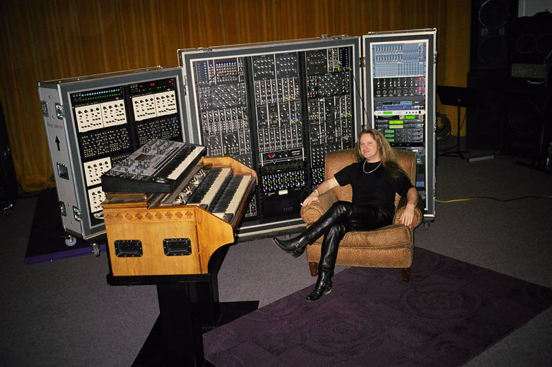 Erik Norlander - Music Machine 2003 promo photo