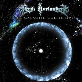Erik Norlander - The Galactic Collective album cover
