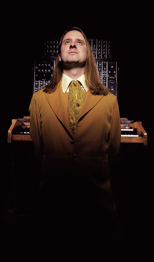 Erik Norlander 1997 Threshold promo photo