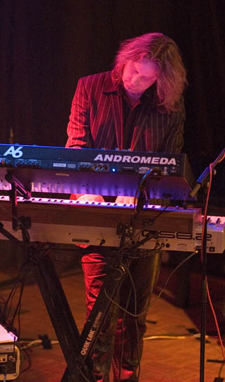 Erik Norlander live in 2007