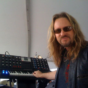 Erik Norlander in Greensburg, Indiana 2008