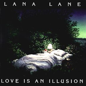 Lana Lane - Love is an Illusion Original 1995 Version