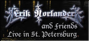 Norlander in St. Pete Banner
