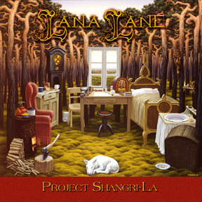 Lana Lane - Project Shangri-La
