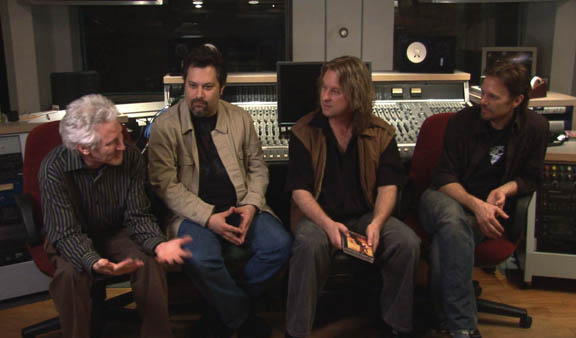 Rocket Scientists Interview Still - 2007