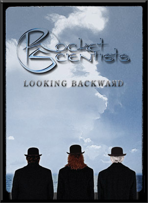 Rocket Scientists - Looking Backward cover