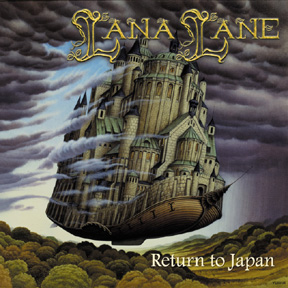 Lana Lane - Return to Japan