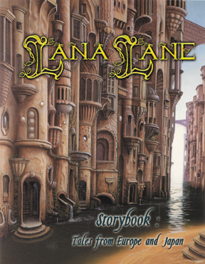 Lana Lane - Storybook: Tales from Europe and Japan DVD