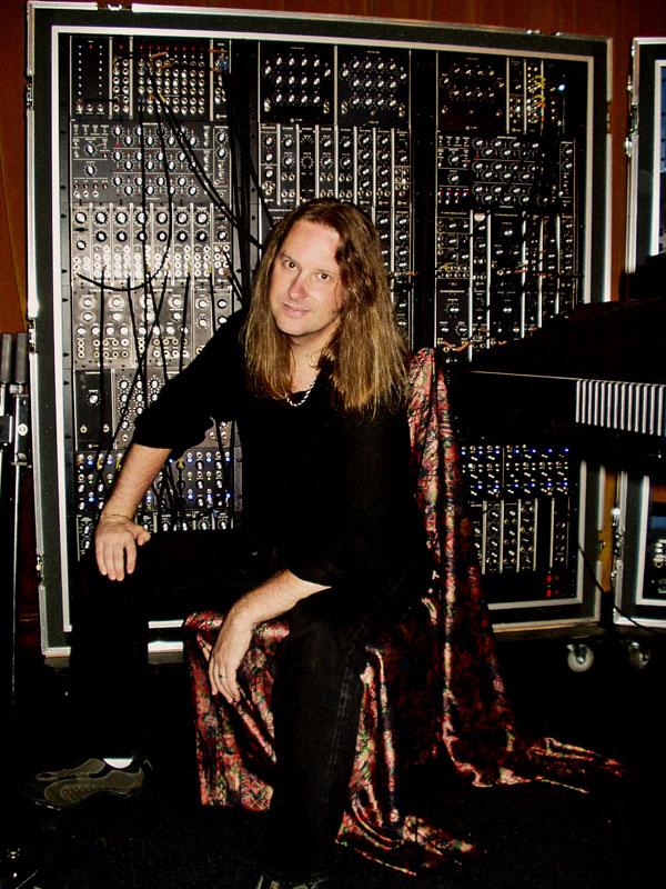 Erik Norlander - Seas of Orion promo photo