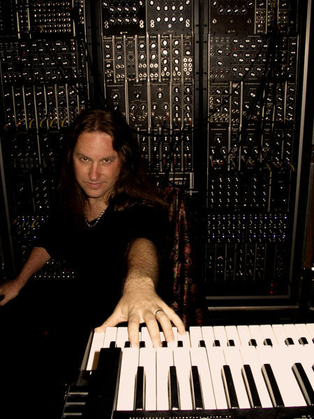Erik Norlander - Seas of Orion promo photo