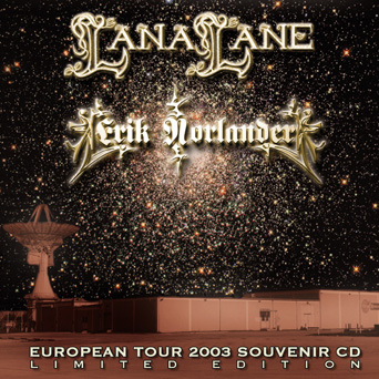 European Tour 2003 Souvenir CD