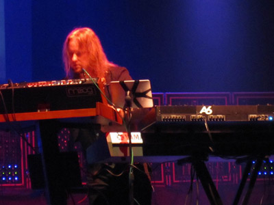 Erik Norlander - Live in Gettyburg - Photo by Robert Wolf